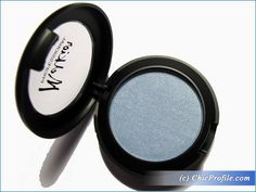 Melkior Air Blue Eyeshadow Review, Swatches, Photos