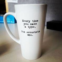 Couldn't resist! #etsybuy #typos #errors #PAO #PALife #dinfostrainedkiller #mondaymorning