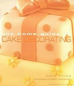Booktopia has Home Guide to Cake Decorating by Jane Price. Buy a discounted Paperback of Home Guide to Cake Decorating online from Australia's leading online bookstore. Book Cupcakes, Cupcake Cakes, Fondant, Cake Decorating Books, Present Cake, Bolo Cake, Cake Business, Cake Tutorial, Culinary Arts