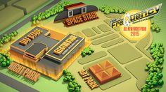 Wir scheuen dieses Jahr keine Mühen, um euch das bestmögliche #FQXV zu bieten. Um viel Festival Madness ohne endlose Wege zu garantieren, haben wir eine Lösung gefunden, den Nightpark von der Kaserne in die Hallen des VAZ St. Pölten zu verlegen. Womit er nun in unmittelbarer Nähe zur Space Stage liegt und eine höhere (aber immer noch limitierte) Kapazität hat! Bis bald, FreaQs! #FQ15