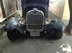 Ford : Model A N/A 1928 Ford Model A Tudor Sedan - http://www.legendaryfind.com/carsforsale/ford-model-a-na-1928-ford-model-a-tudor-sedan/