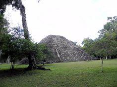 Guatemala  Yaxha  Topoxte