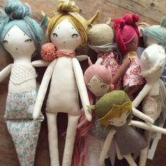 A personal favorite from my Etsy shop https://www.etsy.com/listing/230584332/custom-doll-ooak-handmade-cloth-doll