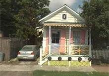 shotgun houses - Bing Images