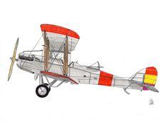 Aviones de la Guerra Civil Española: Bombardero