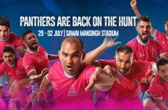Jaipur Pink Panthers Home Leg - http://www.eventsnode.com/jaipur/event/jaipur-pink-panthers-home-leg/