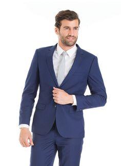 Brilliant Blue Jacket