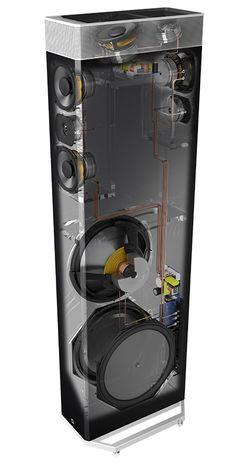 Loudspeaker design