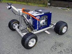 258 best carts images cars karting bicycle. Black Bedroom Furniture Sets. Home Design Ideas