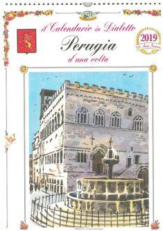 il Calendario in Dialetto Perugino PERUGIA d'una volta l'almanacco Ebay