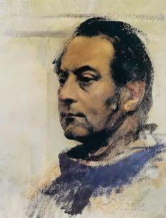Portrait Sketches, Portrait Art, Drawing Portraits, Pastel Portraits, Portrait Paintings, Oil Paintings, Figure Painting, Figure Drawing, Selfies