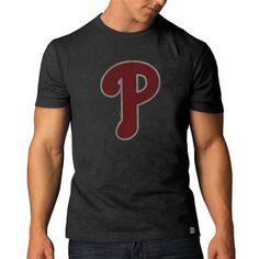 Philadelphia Phillies Scrum Logo T-Shirt by '47 - MLB.com Shop