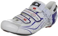 Sidi Women's Genius 6.6 Carbon Lite Road Cycling Shoes (Blue/White Vernice - 43) SIDI. $319.99