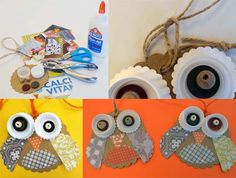 Baby Barn Owl Pendant | CharlotteParent.com #kids #crafts