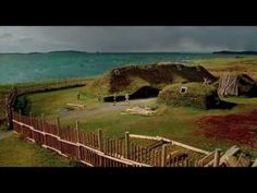 Vikings, TV Ad, Newfoundland and Labrador Tourism (HQ) can't waid to see this place. L'anse Aux Meadows, Atlantic Canada, O Canada, Newfoundland And Labrador, Tv Ads, Prince Edward Island, New Brunswick, Island Girl, Nova Scotia