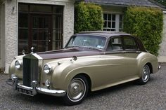 1960 Vehicles | Classic 1960's Rolls Royce Wedding Car Hire Ireland
