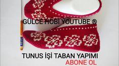 TUNUS İŞİ TABAN YAPIMI - YouTube