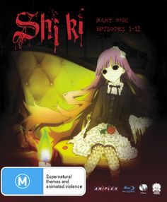 Shiki is an Anime series set in a small rural town where not much of anything happens and everybody knows everybody and their business. However, things change for the mysterious when some new residents move into a mysterious European styled castle nearby.