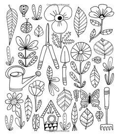 Just Add Color: Arboretum: Lisa Congdon: 9781631591365: Amazon.com: Books