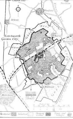 letchworth garden city - 1903