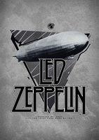 Led Zeppelin Poster - El Lejano Oeste, Laferrere - Gastón Aguirre