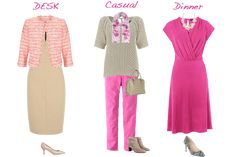 The Grownup Woman's guide on How to wear Pink!