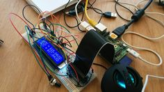 Use the Raspberry Pi and build a real-time tracker to display the values of your favorite digital currencies. Monitor Bitcoin, Dogecoin, and Litecoin to watch their values fluctuate. Add audible or...