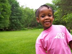 Look at this cutie in her Two Oh Three shirt! Check out our website for new summer shirts for children www.thetwoohthree.com