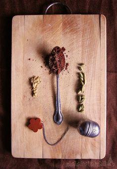 Gialla tra i fornelli: La mia pozione magica: tisana al cacao