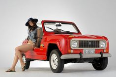 La Renault 4 JP4 naît en au début de l'année 1981 à Redon en Bretagne dans l'entreprise Car Système crée spécifiquement par Patrick Fauchet et Gérard Maillard. Car Système propose à ses clients de transformer n'importe quelle Renault 4 (berline ou fourgonnette) en JP4 à condition que le châssis de la R4 d'origine soit suffisamment sain et au début de l'été 1981 l'entreprise parvient à obtenir l'homologation Nationale de la JP4