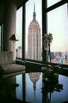 AWESOME VIEW FOR EMPIRE STATE BUILDING
