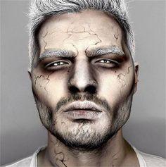 Demon-Inspired Makeup Tutorial for Halloween (Plus 5 More Makeup Ideas!) - News - Modern Salon