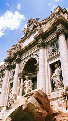 Ancient Architecture Aesthetic Great Buildings And Structures Architecture Wallpaper, Baroque Architecture, Ancient Architecture, Beautiful Architecture, City Wallpaper, Aesthetic Pastel Wallpaper, Aesthetic Backgrounds, Aesthetic Wallpapers, City Aesthetic