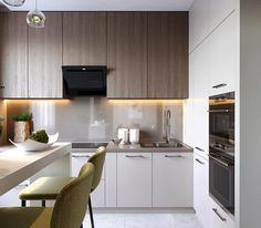 Совместно с @alexey_volkov_ab . Проект квартиры в Мурманске #design #interiordesign #interior #coronarender #дизайнинтерьера #интерьер…
