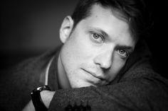 Portrait- Bariton Rafael Hintersteiner