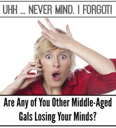 """DO YOU REMEMBER ALL THE WORDS TO THE OLD """"FAB"""" COMMERCIAL, BUT FORGET WHAT YOU ATE FOR BREAKFAST?  #humor #middleage #aarp #midlife #forgetful #alzheimer's #losingmymind #losingyourmind #memory #badmemory #comedy"""