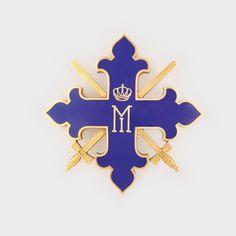 """Ordinul Militar de Război """"Mihai Viteazul"""" în Grad de Mare Cruce cu Spade din aur și email/ ce-a de-a doua domnie a MS Regelui Mihai I, Mareșal și Comandant Suprem al Armatei din 1941. ROMÂNII ÎȘI VOR MONARHIA ÎNAPOI! http://www.familiaregala.ro"""