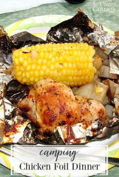 Enjoyable camp cooking dishes are a particularly terrific activity for family camp outs. On a household outdoor camping trip, fun camp cooking dishes can be attempted at the end of a day while you are delighting in the campfire. Foil Dinners, The Fresh, Chicken Recipes, Turkey Recipes, Easy Meals, Healthy Meals, Healthy Food, Healthy Recipes, Fast Recipes
