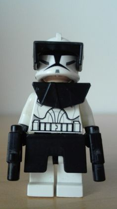 Clone Commander.
