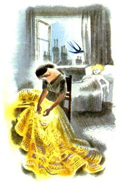 Nika Goltz - Oscar Wild's Fairy Tales ''The Happy Prince''