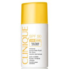 Clinique SPF 30 Mineral Sunscreen Face Lotion 30 ml Chemical Free Sunscreen, Good Sunscreen For Face, Sunscreen Spf 50, Facial Sunscreen, Hair Care, Cream For Oily Skin, Talc, Sun Lotion, Protector Solar