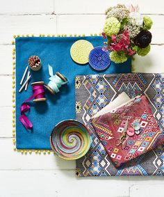 Make the most of your home with decorating inspiration, tips and advice from House Beautiful. Graphic Prints, Get The Look, Color Blocking, Floors, Beautiful Homes, Vibrant, Walls, Gift Wrapping, Design Inspiration