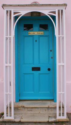 Door - Lyme Regis