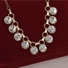 B319 punk chain necklace [scml-n3305] - $12.99 : Fashion jewelry promotion store,Supply all kinds of cheap fashion jewelry,shop at Costwe.com