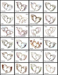 Amazing Elf Ears By Alaynya Devine On Etsy Belethil Jewelry Alanya Divine