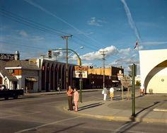 Broad Street, Regina, Saskatchewan, August 17, 1974