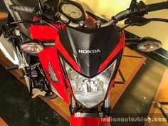 Honda CB Hornet 160R launched at Rs. 79,000