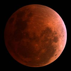 Red Side of the Moon: 'Blood' Eclipse Sweeps Sky - NBC News.com