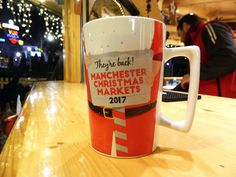 Manchester Christmas Markets: A Photo Diary