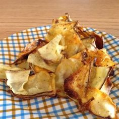 Smokey Parmesan Sweet Potato Chips - Allrecipes.com